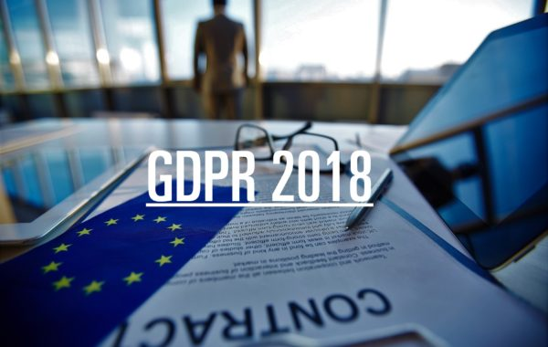 ARE YOU READY FOR GDPR 2018?